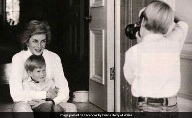 Prince William And Harry Had 'Short' Chat With Princess Diana On The Day She Died