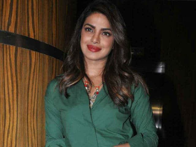 Priyanka Chopra Explains Why Her Biography (If Written) Should Be