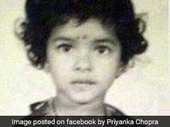 देखना न भूलें बर्थडे गर्ल प्रियंका चोपड़ा के बचपन की Unseen Photos