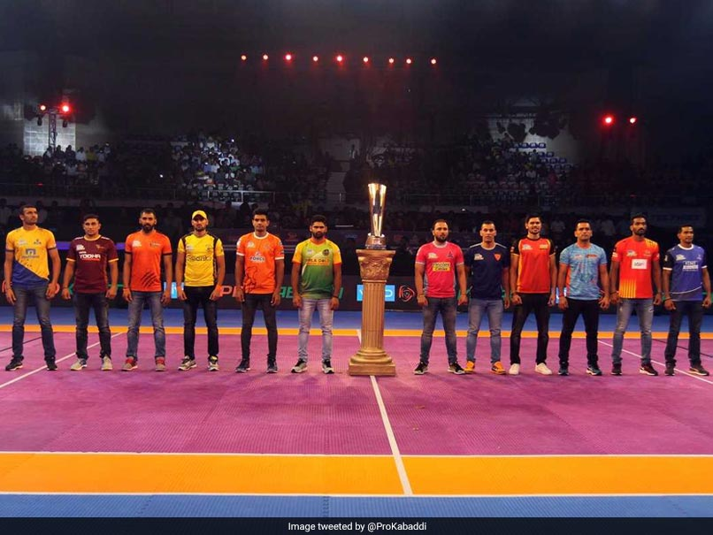 Pro Kabaddi League 2017: When And Where To Watch U Mumba vs Haryana Steelers, Live Coverage on TV, Live Streaming Online