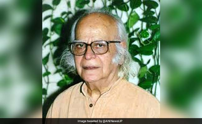 Renowned Space Scientist And Academic Yash Pal Dies At 90