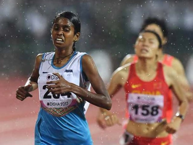 Athletics Federation Of India Urges World Body To Consider PU Chitras Entry