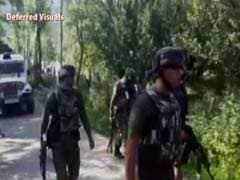Terrorists Throw Petrol Bomb, Fire At Army Patrol In Jammu And Kashmir