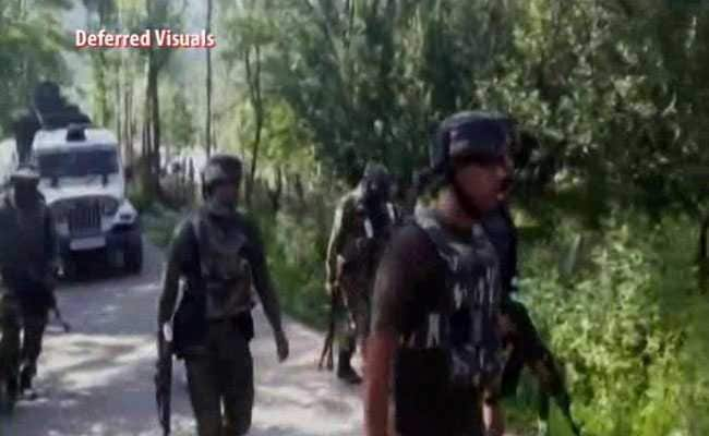 2 Terrorists Killed In Encounter In Jammu And Kashmir's Pulwama
