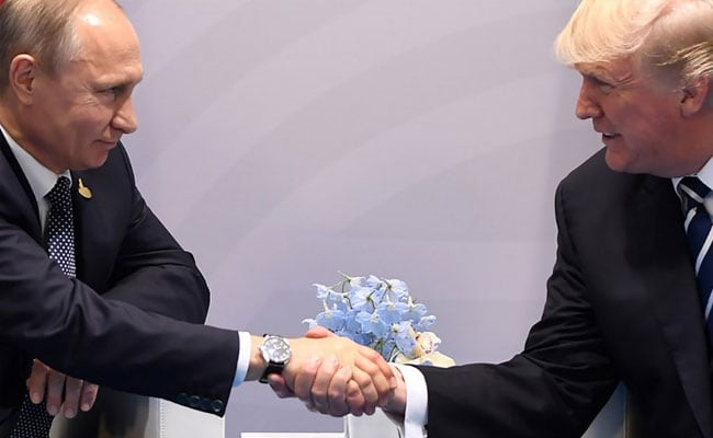 For Donald Trump, The Honeymoon With Vladimir Putin May Be Finally Over