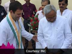Congress In Bihar Upset Not Just With Nitish Kumar, But Rahul Gandhi