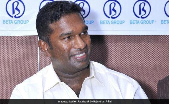 Kerala Businessman Rajmohan Pillai Arrested For Allegedly Raping Help
