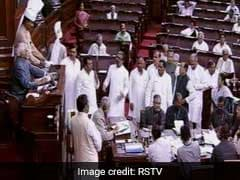 On Farmers' Suicide, Digvijaya Singh's Jibe And A Walkout In Rajya Sabha