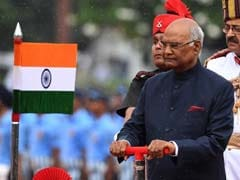 President Ram Nath Kovind to Address Nation On Independence Day Eve Today