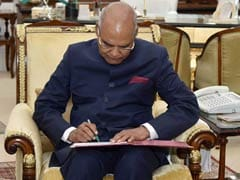 10% Reservation For Economically Weak Cleared By President, Becomes Law