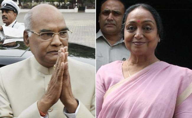 Kovind likely to get more votes than Kumar in TN