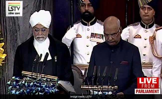 PM Modi Hails Ram Nath Kovind's Swearing-In As A 'Significant Milestone'