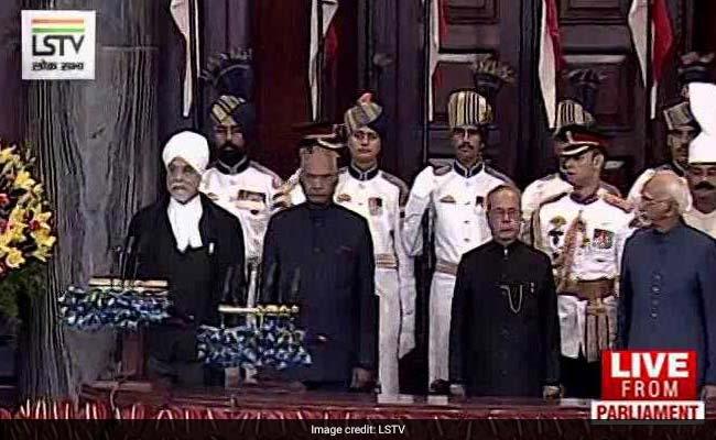 राष्ट्रपति रामनाथ कोविंद का पहला भाषण : सैनिक, किसान, छात्र हैं राष्ट्र निर्माता - 5 खास बातें