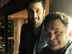 Ranbir Kapoor's Relationship With Dad Rishi Is 'Formal But Better Than Before'