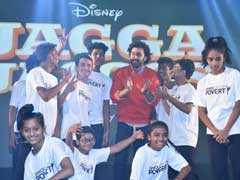 जब मुंबई के स्कूल में बच्चों से मिलने पहुंच गया 'जग्गा' यानी रणबीर कपूर