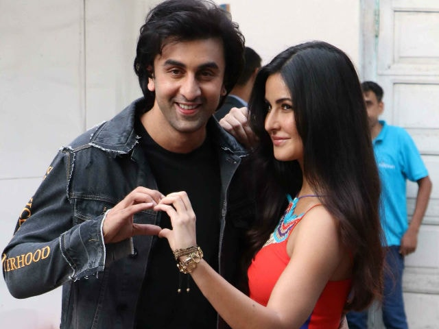 Image result for katrina kaif and ranbir kapoor