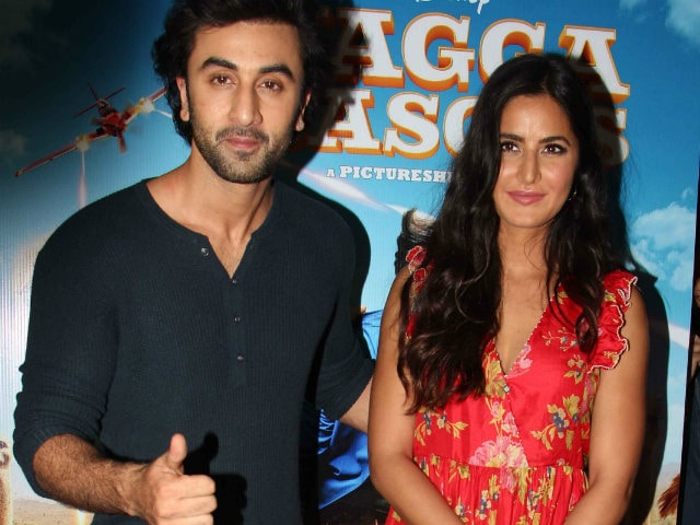Jagga Jasoos: How Katrina Kaif 'Rescued' Ranbir Kapoor After He Was Accused Of Mansplaining