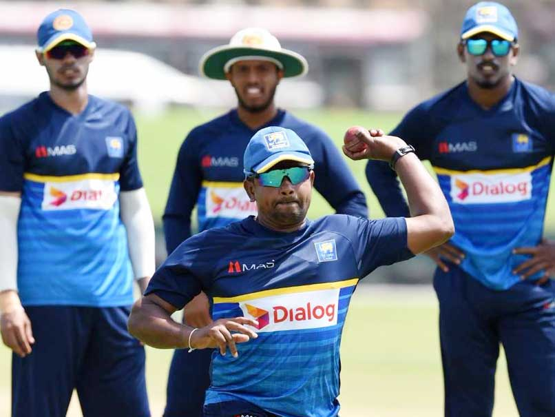 India vs Sri Lanka: Unfit Rangana Herath Ruled Out of 3rd Test
