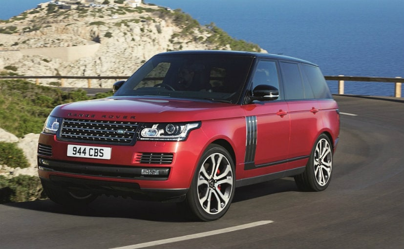 Land Rover Cars Prices Gst Rates Reviews Land Rover New Cars