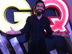 Ranveer Singh Attended An Event Wearing Kilt. Deepika Padukone's Reaction Is Priceless
