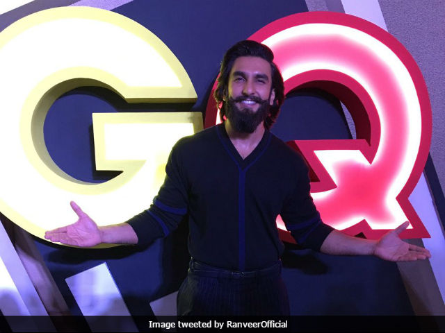 Here Is What Ranveer Singh Has To Say About Turning 32