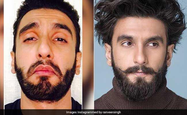 रणवीर सिंह ने आखिर किसके लिए 'कुर्बान' की अपनी प्यारी दाढ़ी-मूछें, देखें वीडियो