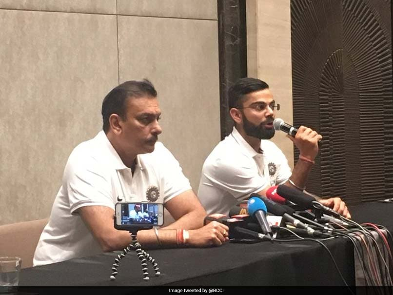 Virat Kohli, For First Time, Shares Views On Ravi Shastri's Appointment