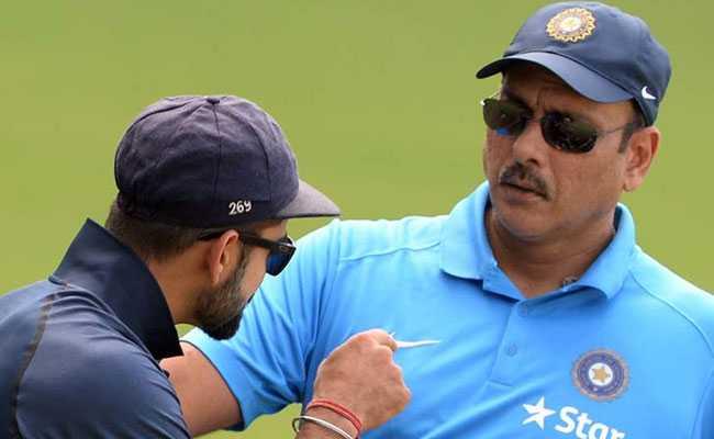 कुछ ऐसा रहा है 'चपाती शॉट' के लिए मशहूर रहे रवि शास्त्री का क्रिकेट की दुनिया का सफर