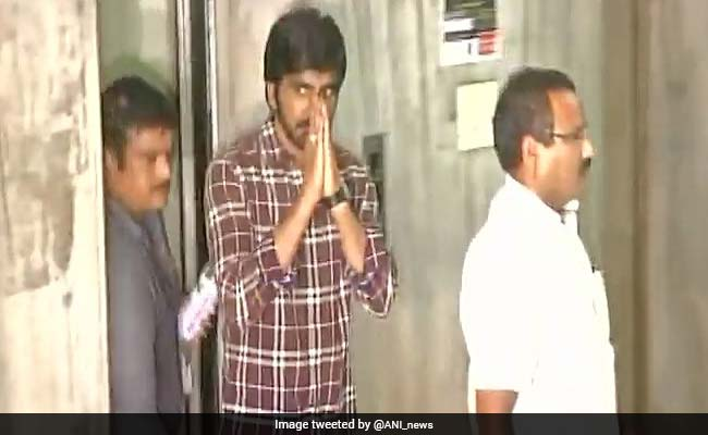 Actor Ravi Teja Grilled For 10 Hours In Hyderabad Drug Case