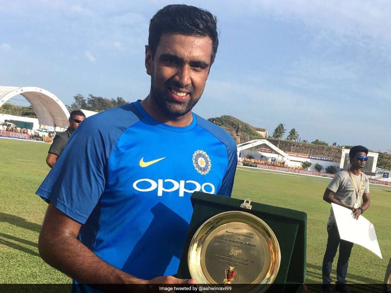 'Never Thought I Would Get Here', Says Ravichandran Ashwin On Playing His 50th Test