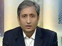 प्राइम टाइम इंट्रो : नीतीश का इस्तीफा और मोदी की बधाई...