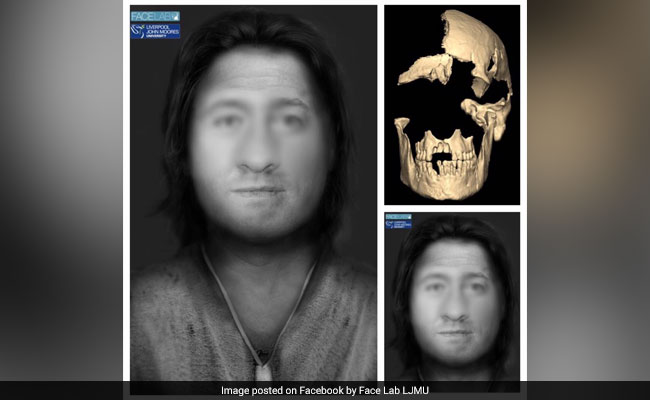 Scientists 'Reconstruct' Face Of A Man Who Lived Over 4,000 Years Ago