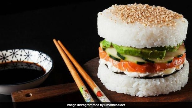 Rice Burger: The Latest Comfort Food That's Going Viral