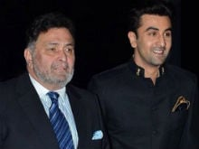 Rishi Kapoor Dismisses Ranbir's <I>Jagga Jasoos</i> Director As 'Irresponsible'