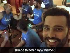 India vs Sri Lanka: Indian Players Celebrate First Test Victory With FIFA Session