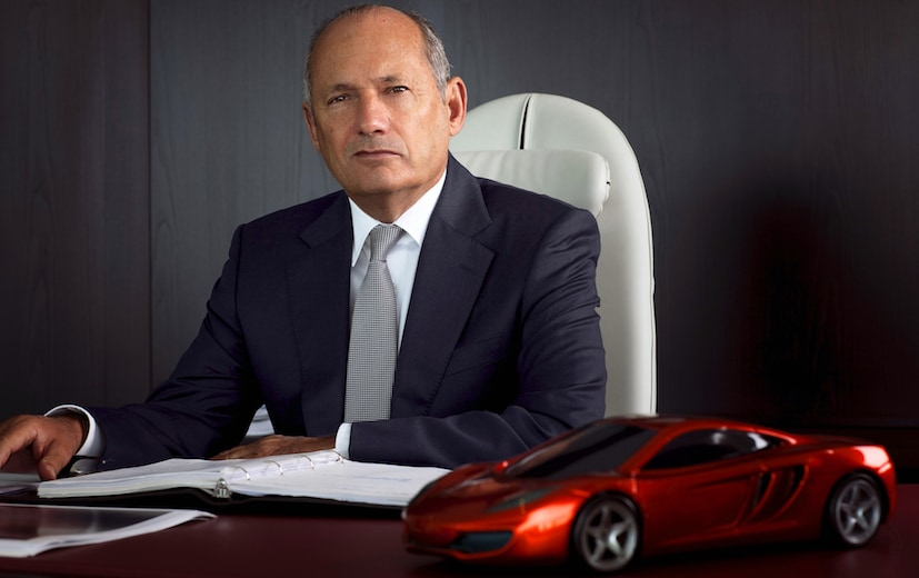 Ron Dennis joined McLaren in 1980