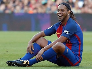Ronaldinho And Friends To Play Exhibition Matches In Pakistan