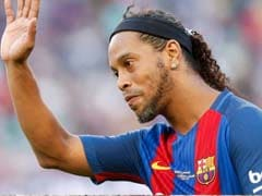Ronaldinho, Roberto Carlos, Ryan Giggs Arrive In Pakistan To Play Exhibition Matches