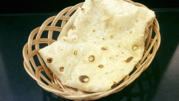 How to Make Roomali Roti at Home