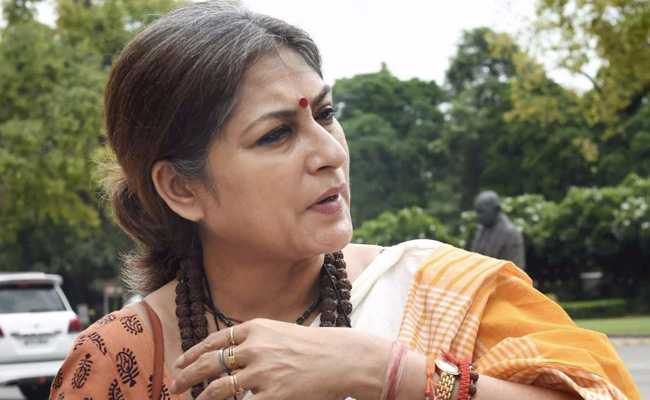 BJP's Roopa Ganguly Questioned By CID In Child Trafficking Case
