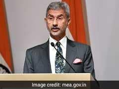 Foreign Minister S Jaishankar On 2-Day Visit To Indonesia, Singapore