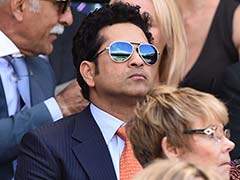 Wimbledon 2017: Sachin Tendulkar At Centre Court To Support Friend Roger Federer