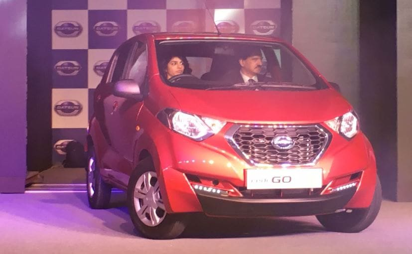 Datsun redi-GO 1.0L Launched At Rs 3.57 Lakh