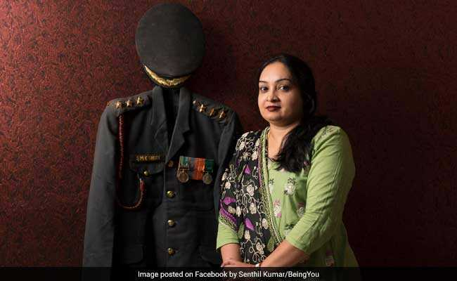 'He's My Forever,' Says Army Widow About Husband In Post Gone Viral