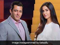 सलमान खान हैं सामने पर कैटरीना कैफ खींच रही हैं किसी और की फोटो...