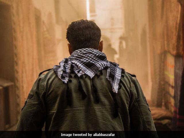 Salman Khan, In A Tiger Zinda Hai Still