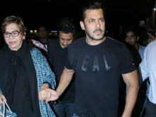 IIFA Awards 2017: Salman Khan Escorts Stepmother Helen To New York