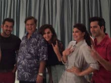 Salman Khan Joins Team <I>Judwaa 2</i> And Everybody's Excited. See Pics