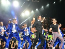 IIFA Awards 2017: <i>Judwaas</i> Salman Khan And Varun Dhawan Dance To <i>Tan Tana Tan Tan Tara</i>