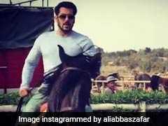 Video: 'टाइगर जिंदा है' में घुड़सवारी करते दिखेंगे सलमान खान, शुरू की ट्रेनिंग